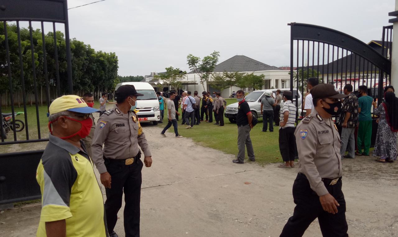 ambulance pmi gunting saga labura